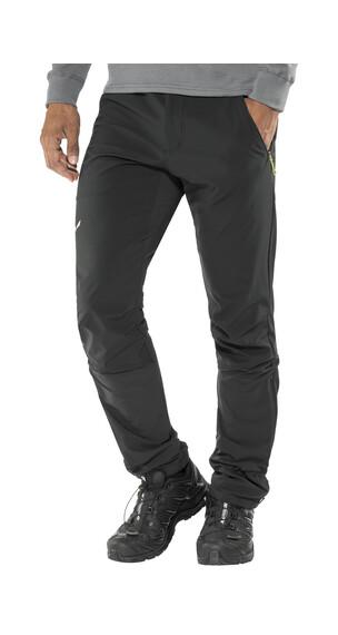 Salewa Pedroc SW/DST lange broek Heren zwart